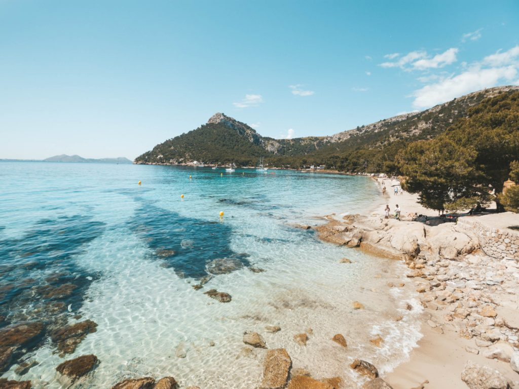 Playas de Mallorca / Foto: Lindsay Lenard R (unsplash)