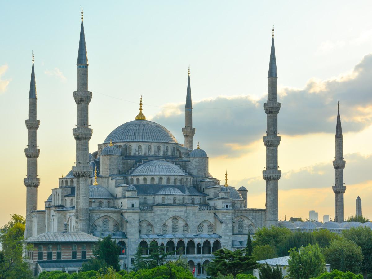 La Mezquita Azul, Estambul, Turquía / Foto: Adli Wahid (unsplash)
