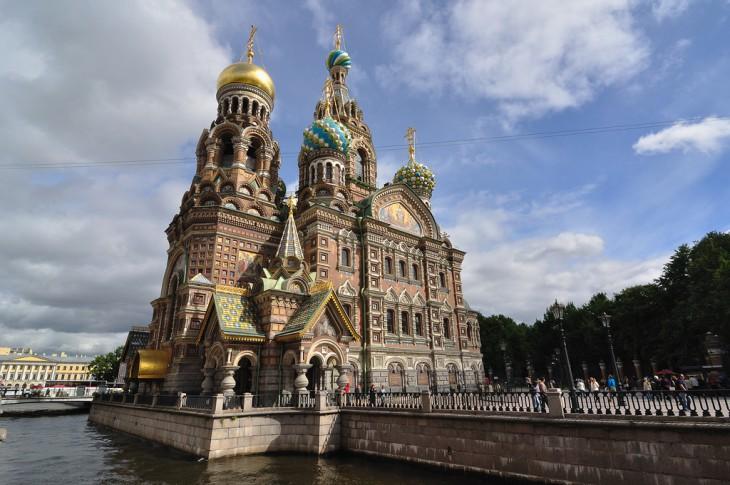 principales lugares turísticos San Petersburgo