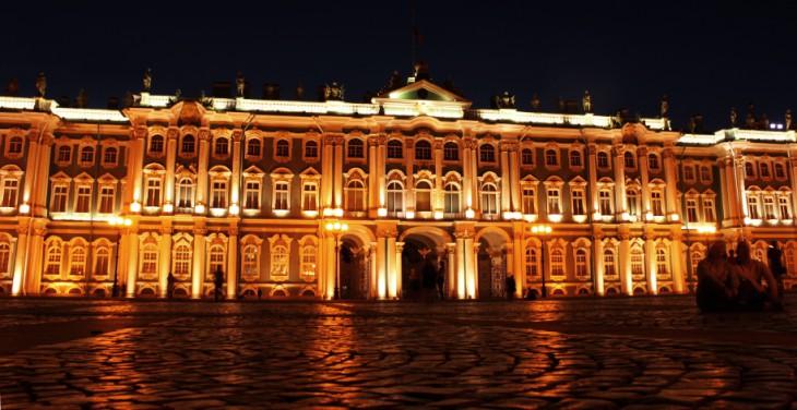 principales lugares turísticos de San Petersburgo