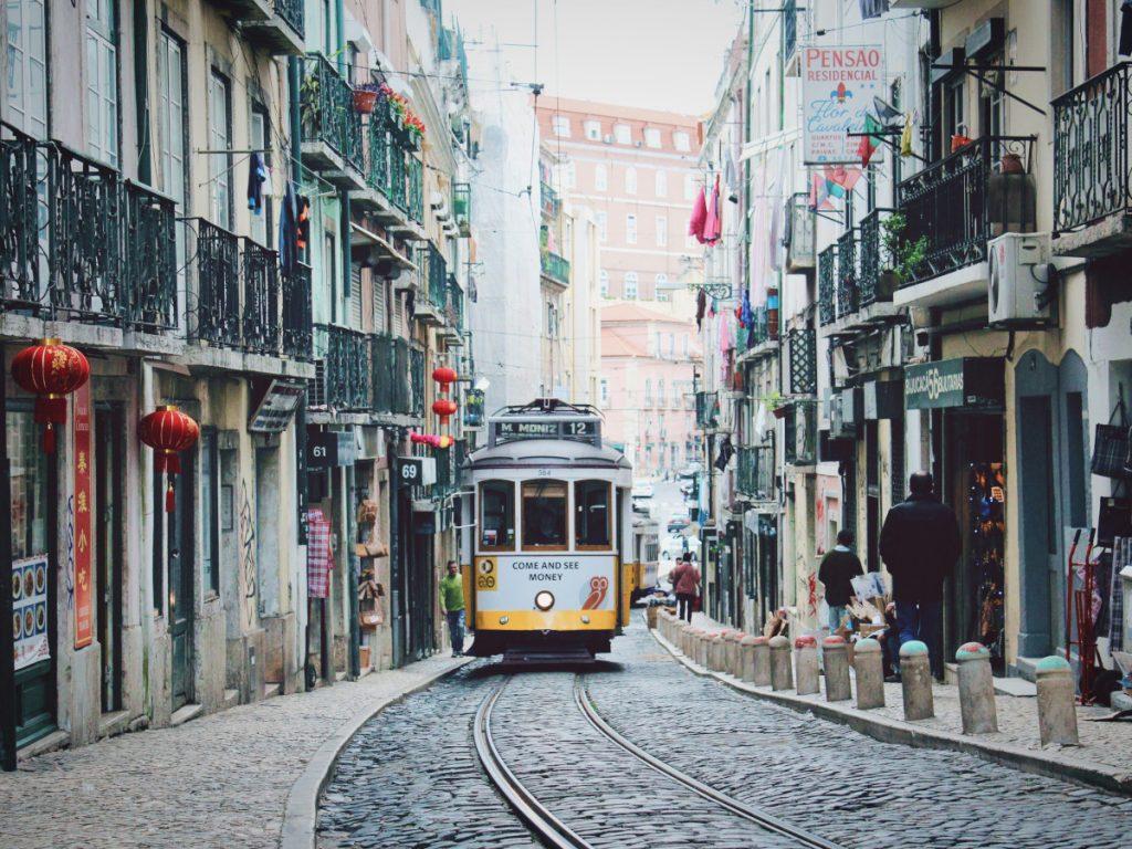 Rossio, Lisboa, Portugal / Foto: Vita Marija Murenaite (unsplash)