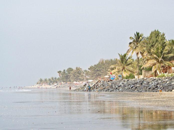 Senegambia beach, Gambia / Foto: Wim Van T Einde (unsplash)