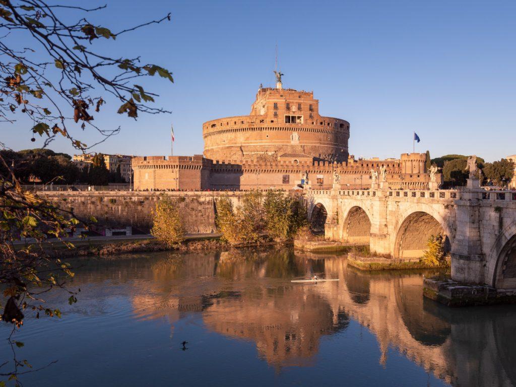 Castel Sant'Angelo, Roma, Italia / Foto: Jeon Hyungman (unsplash)