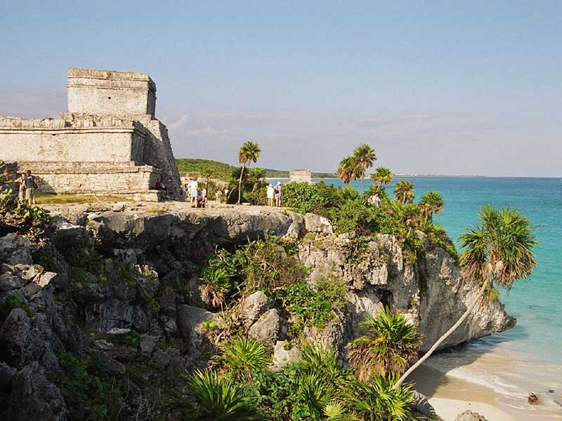 Tulum, Riviera Maya / Foto: Bruno Girin (Flickr)
