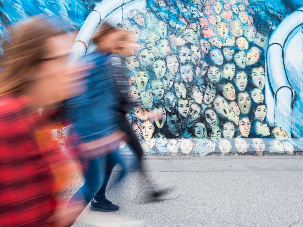 Muro Berlin, Alemania / Foto: Serhat Beyazkaya (unsplash)