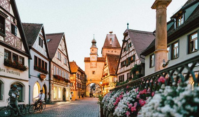 Rothenburg ob der Tauber, Alemania / Foto: Roman Kraft