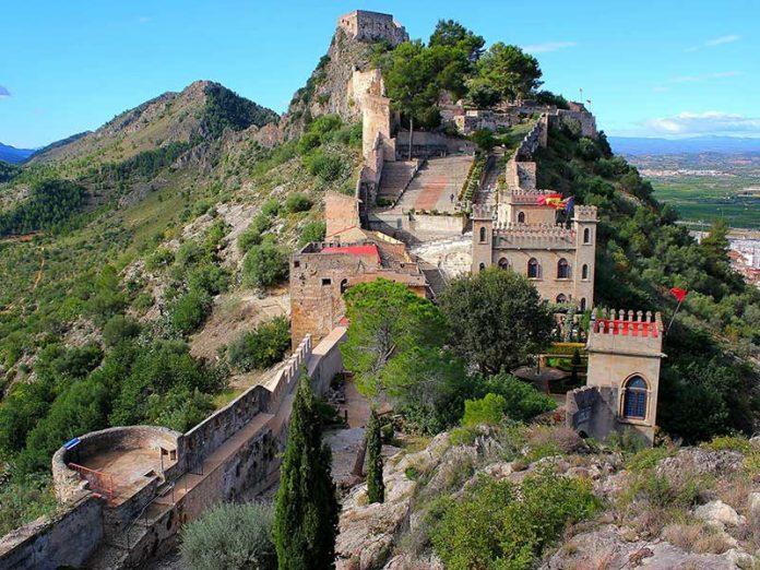 Castillo de Xátiva / Foto: Manuel Pino [CC-BY-SA-3.0] Wikimedia Commons