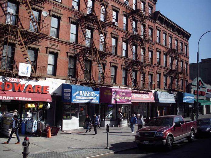 Las Calles en The bronx, Nueva York / Foto: dreig (Flickr)
