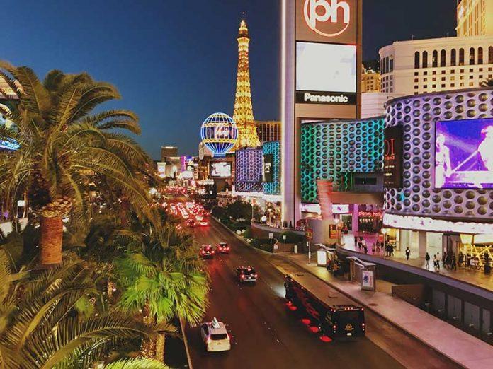 The Strip en las Vegas / Foto: Nicola Tolin