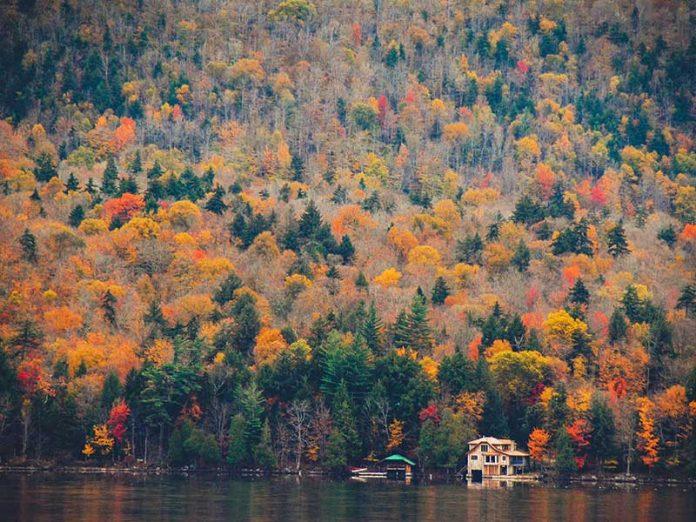 Montañas Adirondack, EEUU / Foto: Mackenzi Martin