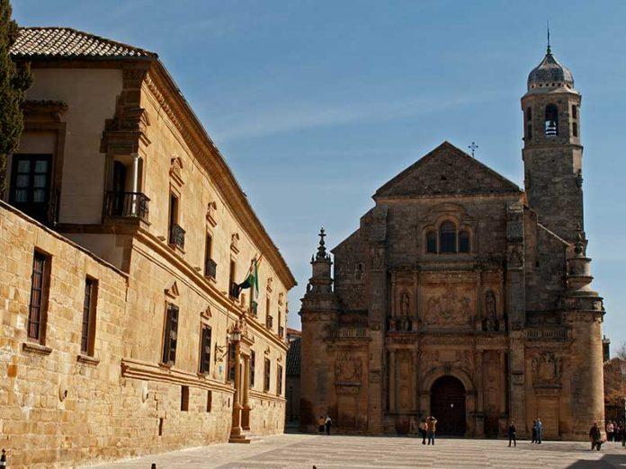 Iglesia del Salvador, Úbeda / Foto: Anual (Wikimedia Commons)