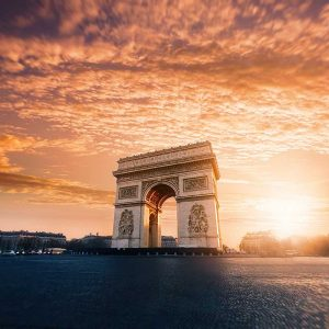 Arco del triunfo, París, Francia / Foto: Willian West (unsplash)