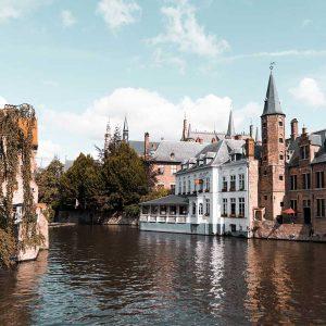 Brujas, Bélgica / Foto: Daniel Van Der Kolk (unsplash)
