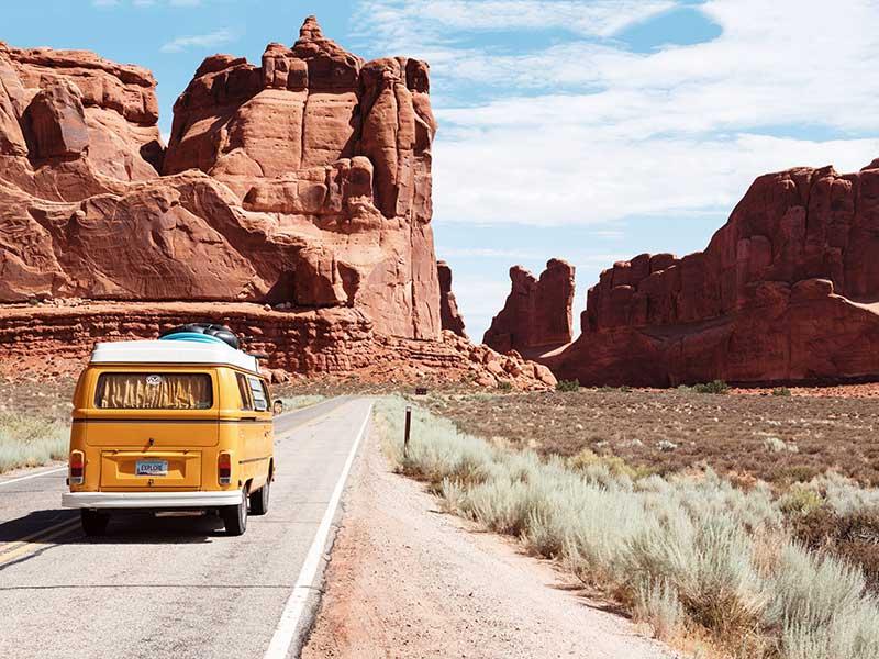 Los mejores road trip del mundo / Foto: Dino Reichmuth (unsplash)