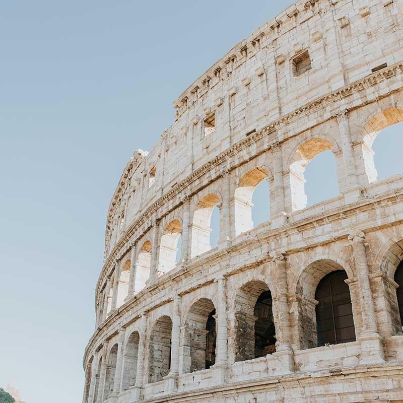 Roma, Italia / Foto: Braden Collum (unsplash)