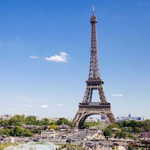 Torre Eiffel / Foto: Anthony Delanoix (unsplash)
