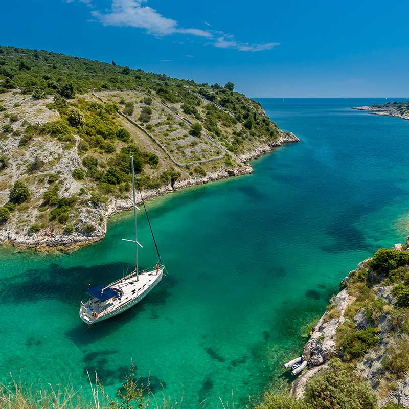 Trogir, Croacia / Foto: Sergii Gulenok (unsplash)