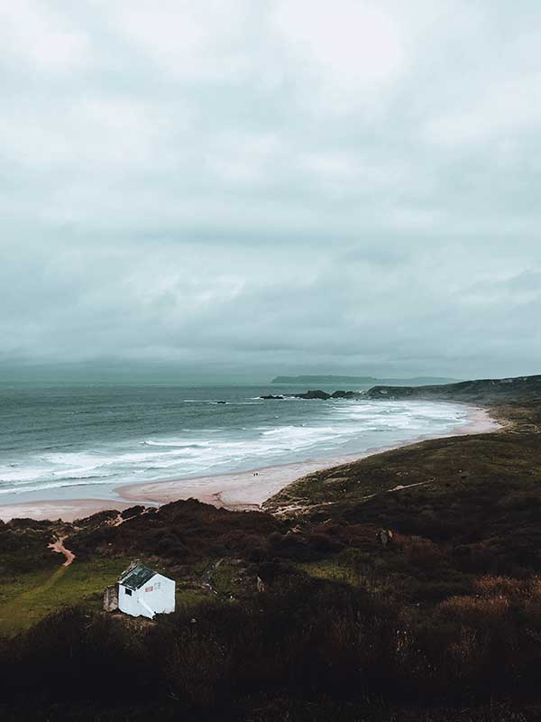 White Park Bay / Foto: Michael Shannon (unsplash)