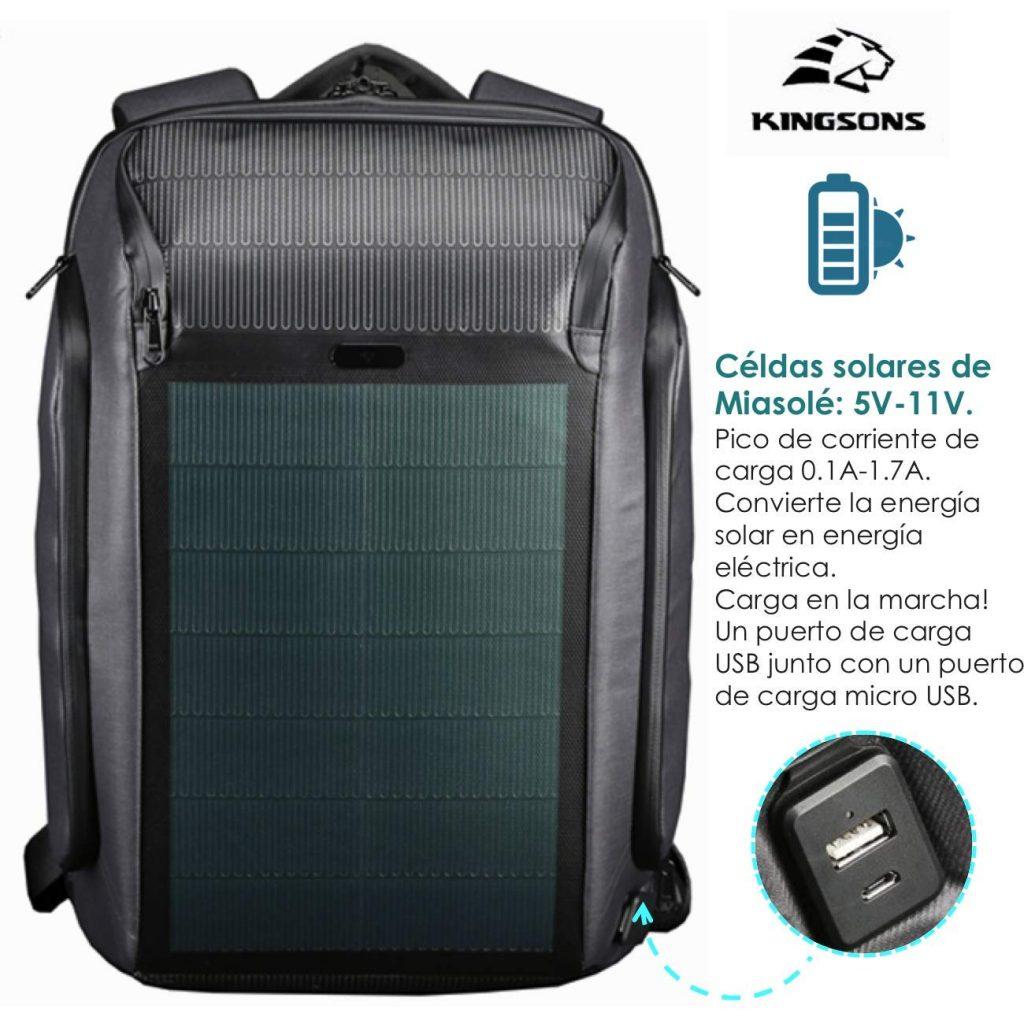 e5e59cf46 Las Mejores Mochilas de Viaje para 2019, todos los tipos - Gadgets y ...