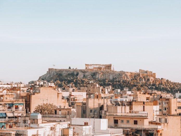 Atenas, Grecias / Foto: Kylie Docherty (unsplash)