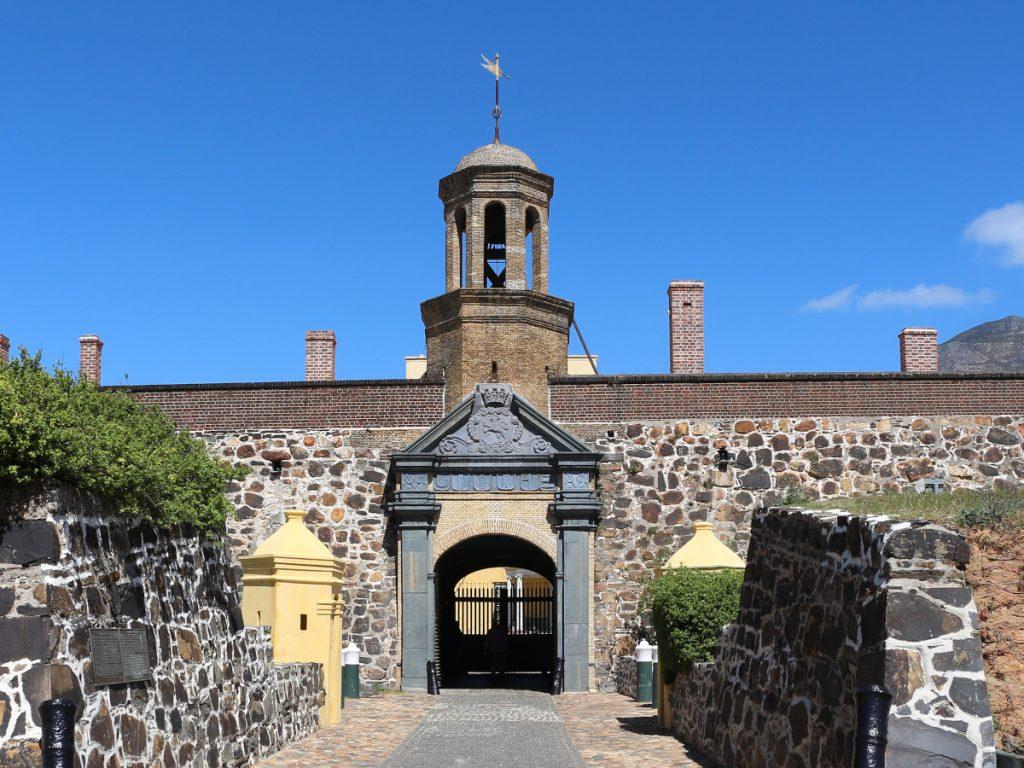 Castle of Good Hope, Ciudad del Cabo / Foto: Bernard Gagnon [CC BY-SA 4.0] Wikimedia Commons