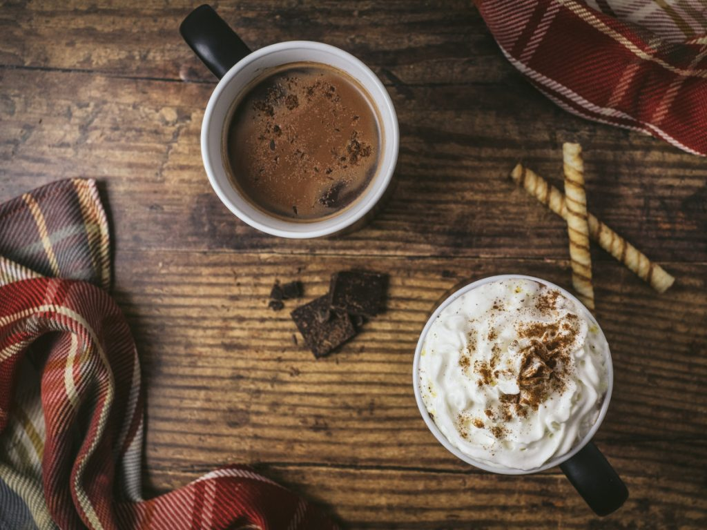 Chocolate caliente / Foto: Rinck Content Studio (unsplash)