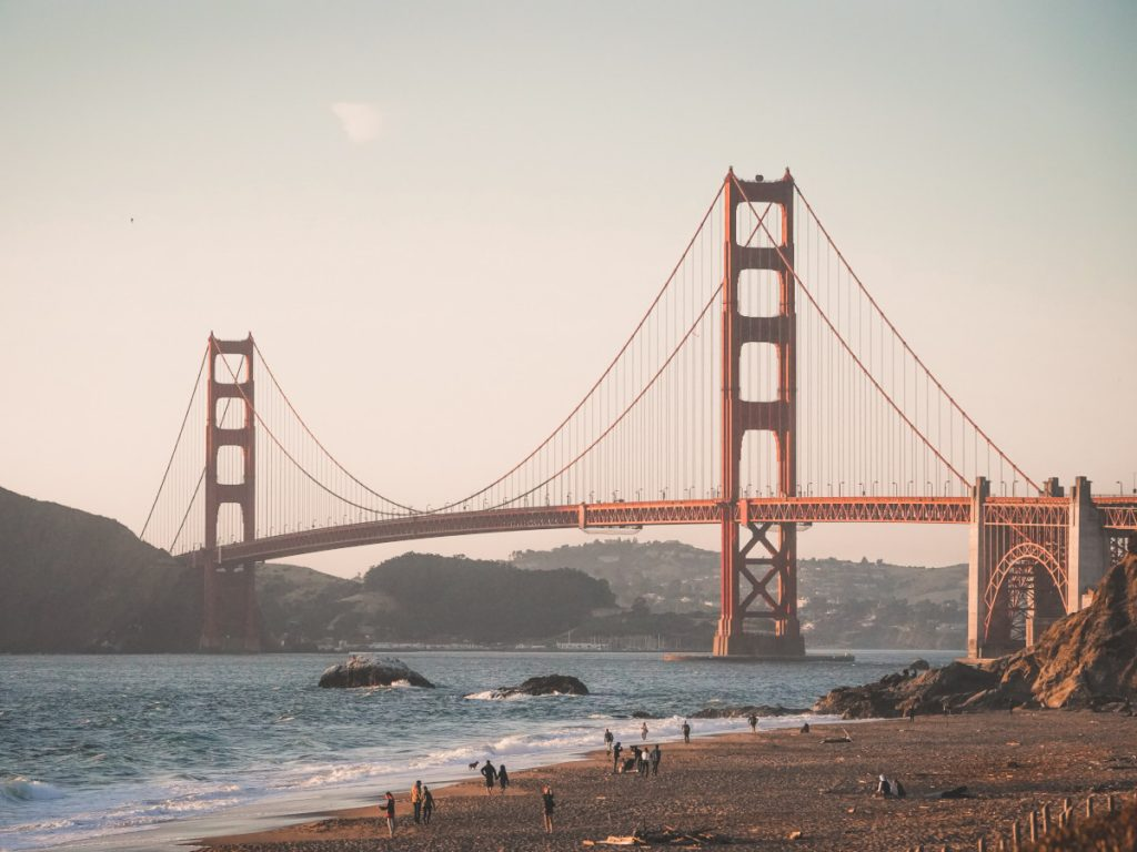 San Francisco, Estados Unidos / Foto: Eric Ward (unsplash)