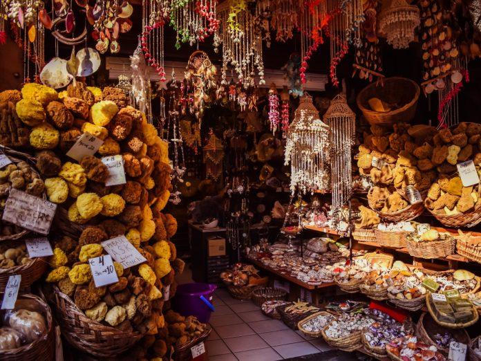 Compras en Grecia / Foto: Lucas Albuquerque (unsplash)