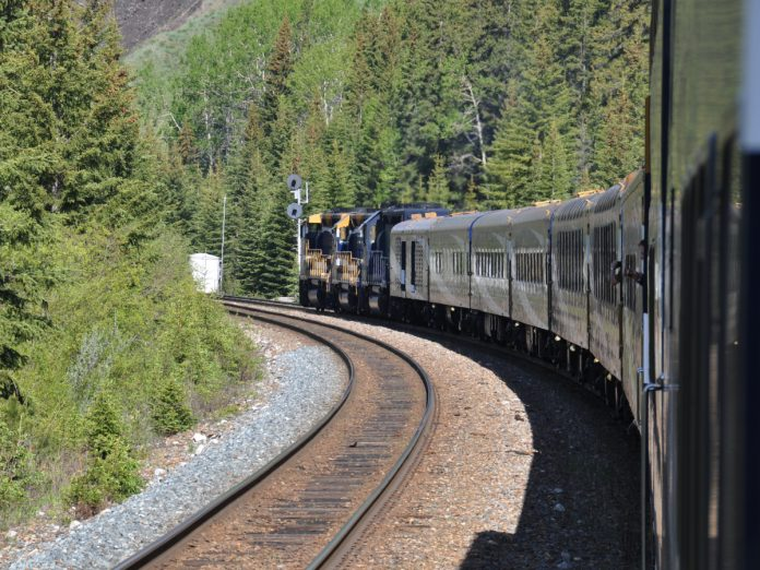 The Rocky Mountaineer / Foto: The Land [CC BY-SA 3.0]
