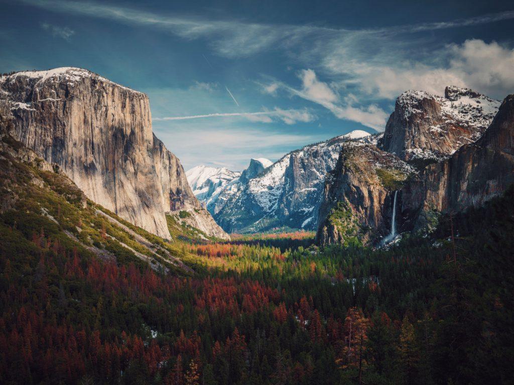 Yosemite, Estados Unidos / Foto: Aniket Deole (unsplash)
