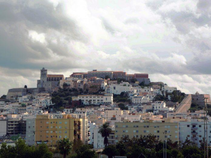 Ciutat d'Eivissa / Foto: Joan a Ramis [CC BY-SA] Wikimedia Commons