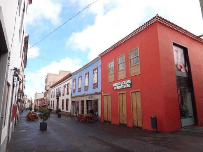 San Cristóbal de la Laguna, Santa Cruz de Tenerife / Foto: karel291 [CC BY] Wikimedia Commons
