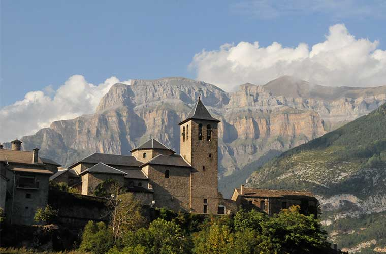 Torla, Huesca / Foto: Manuel Velazquez (Wikimedia Commons)