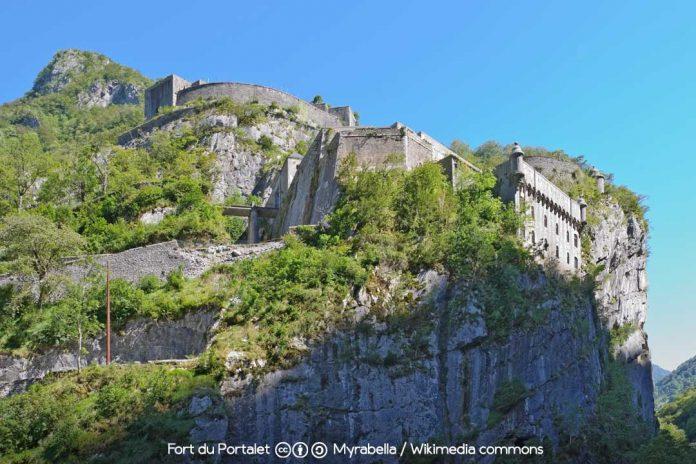 Fort du Portalet / Foto: Myrabella (Wikimedia Commons)