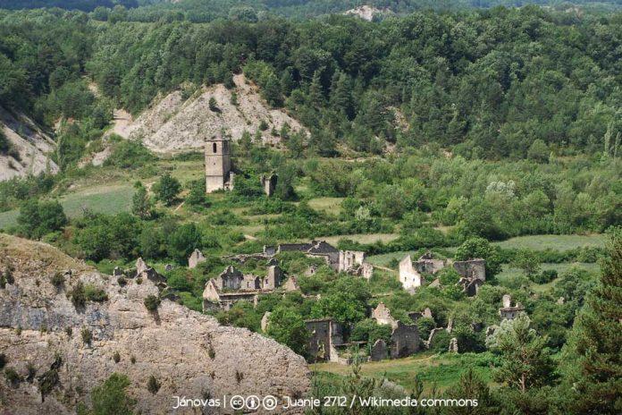 Jánovas, Huesca / Foto: Juanje [CC-BY-SA-3.0] Wikimedia Commons
