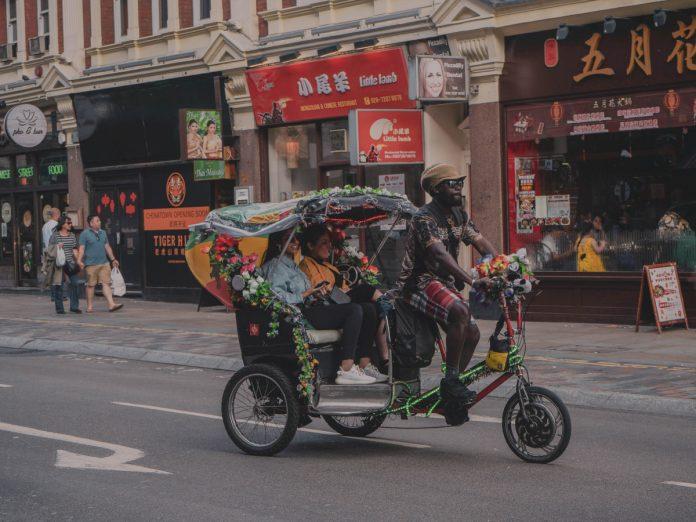 Soho, Londres / Foto: Moujib Aghrout (unsplash)