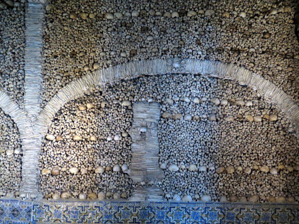 Capilla de los Huesos, Évora / Foto: Eduardo Azcona