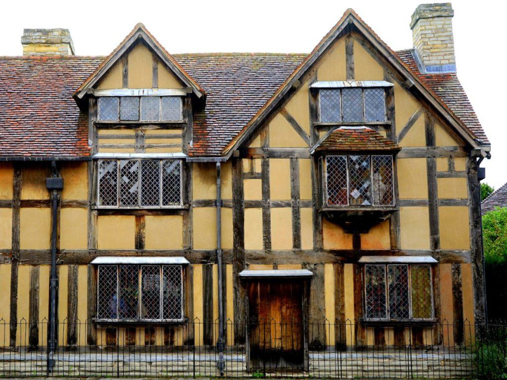 La Casa Natal de William Shakespeare / Foto: MikesPhotos (Pixabay)