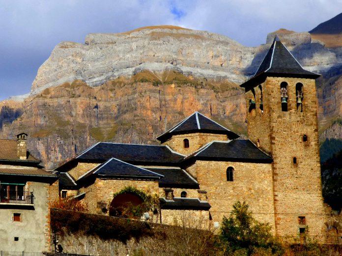 Torla, Huesca / Foto: Les Haines (pxhere)