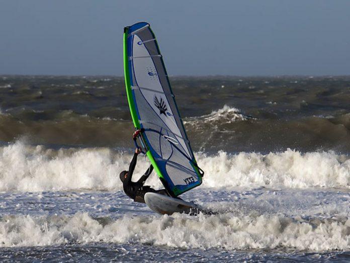 Equipamiento de windsurf