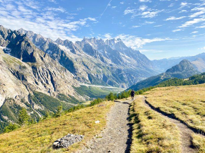Tour del Mont Blanc / Foto: Ana Frantz (Unsplash)